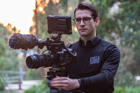 Michael Firus - Filmmaker for Visia Studios