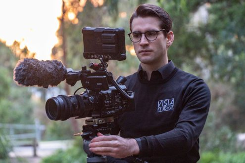 Michael Firus - Filmmaker for Visia Studios
