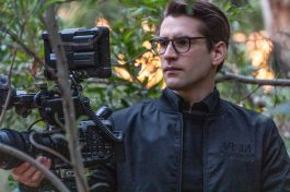 Shooting a Short FIlm - Michael Firus for Visia Studios